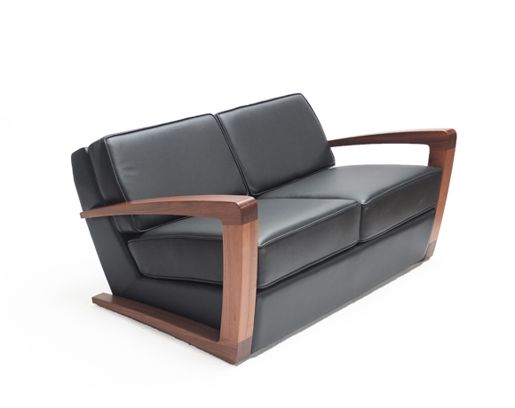 Kustom Sofa leather 2