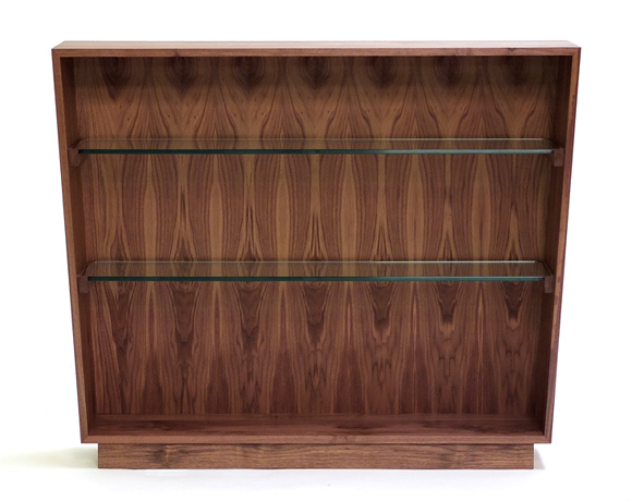 contemporary wooden bookcase acorn 8