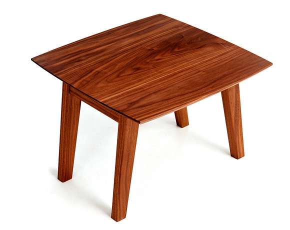 contemporary wooden side table acorn 3