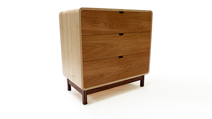 lomo chest of drawers three quarters