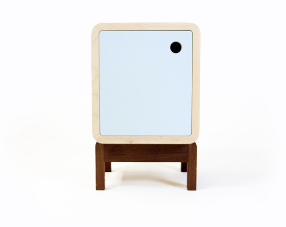 small LoMo Cabinet Front